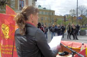 Maria Pohn talar i Örebro