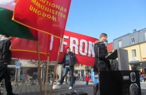 Erik Lapinniemi talar i Umeå