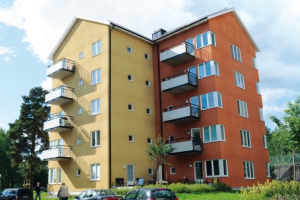 Marknaden tjänar på bostadsbristen.