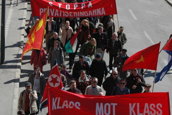 Röd Front Stockholm