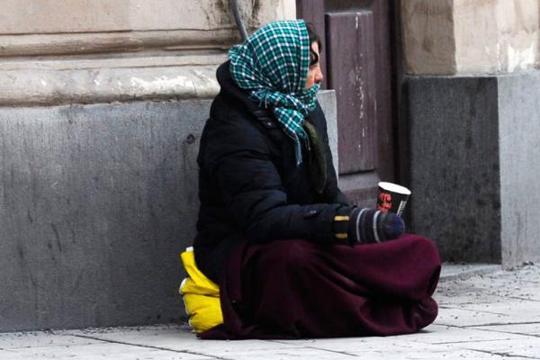 Tiggare i Stockholm.