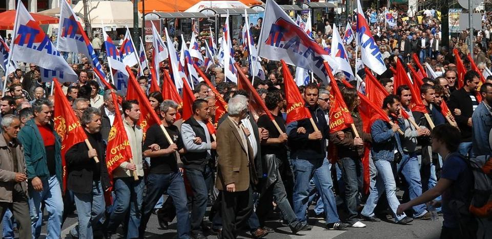 Ny generalstrejk i grekland utlyst