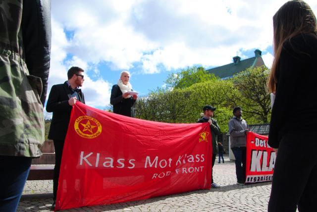 Esmeralda Kramenius talar i Karlstad