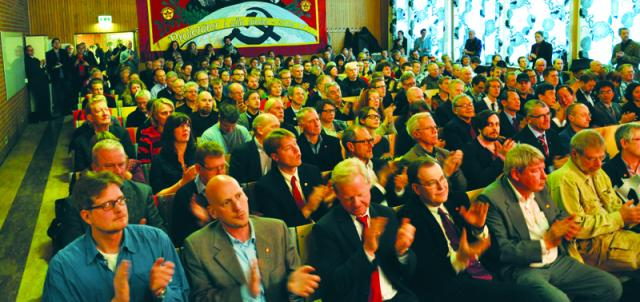 Den 3-5 januari samlas denkommunistiska rörelsen i Göteborg.