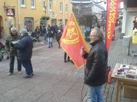 Torgmöte i Uddevalla.